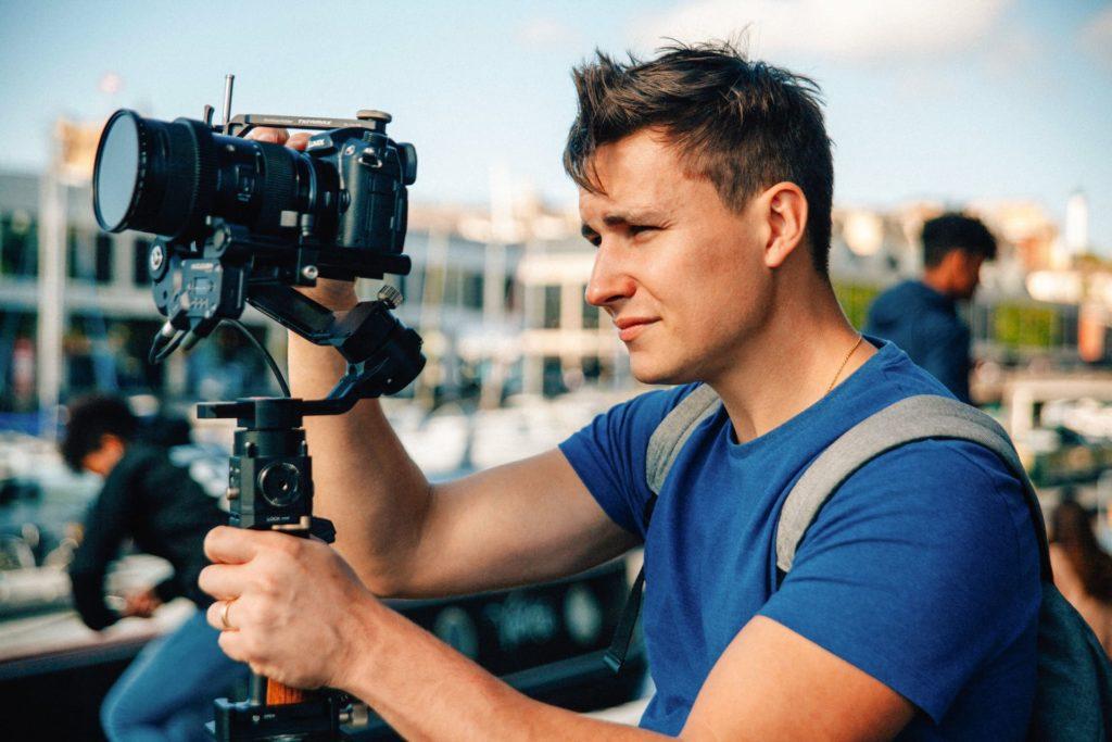 Видеограф на мероприятие в Санкт-Петербурге
