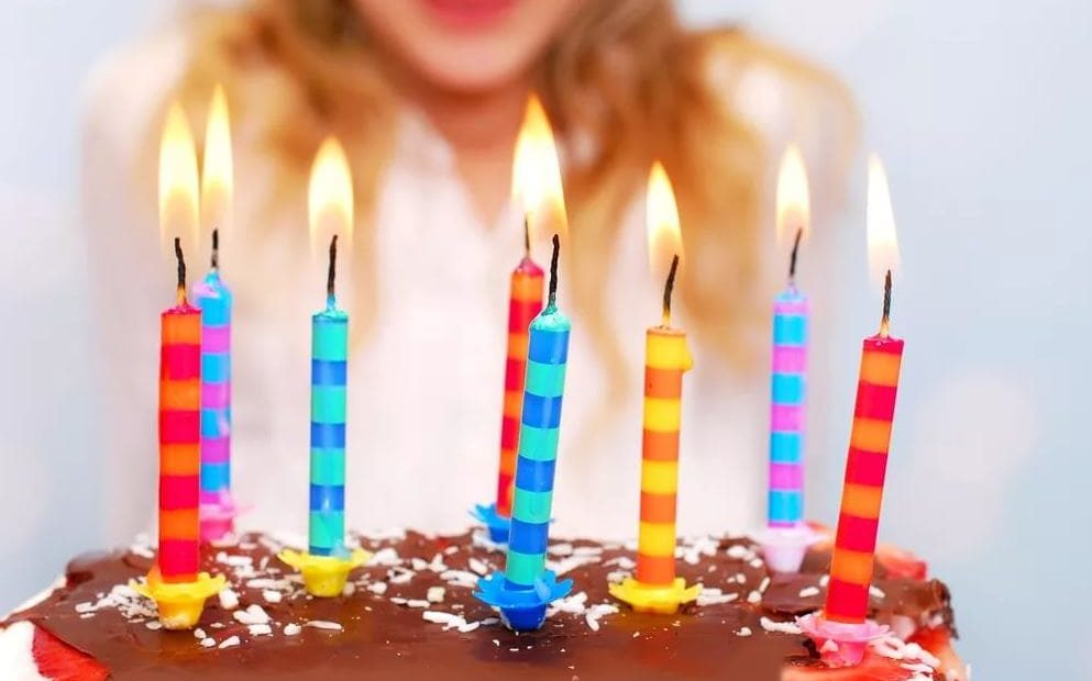 Съемка дня рождения в Санкт-Петербурге - Съемка день рождения