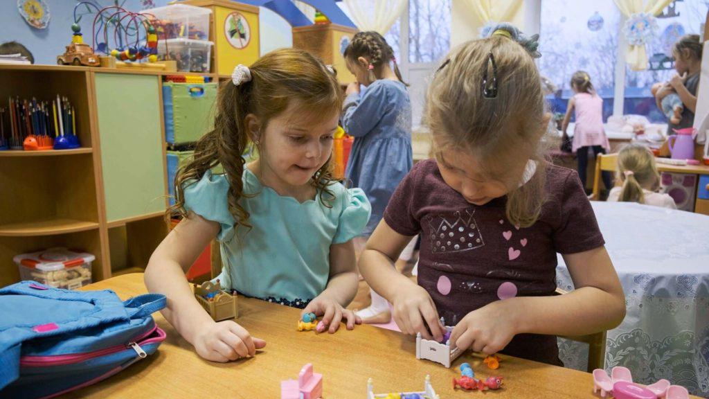 Видеосъемка Один день из жизни детского сада