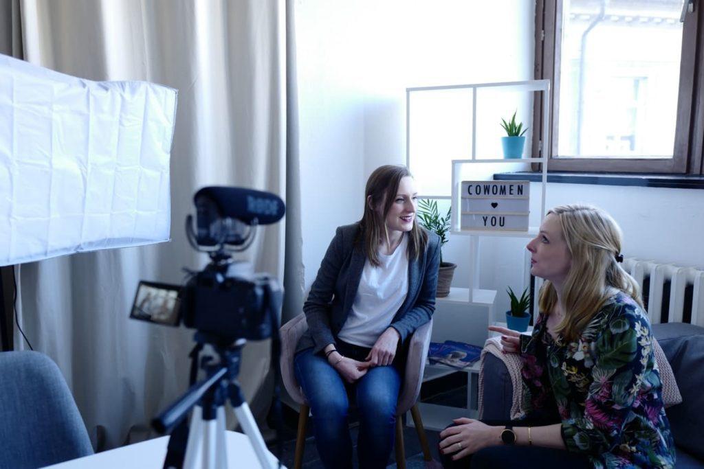 Видеосъемка интервью - Съемка видео интервью