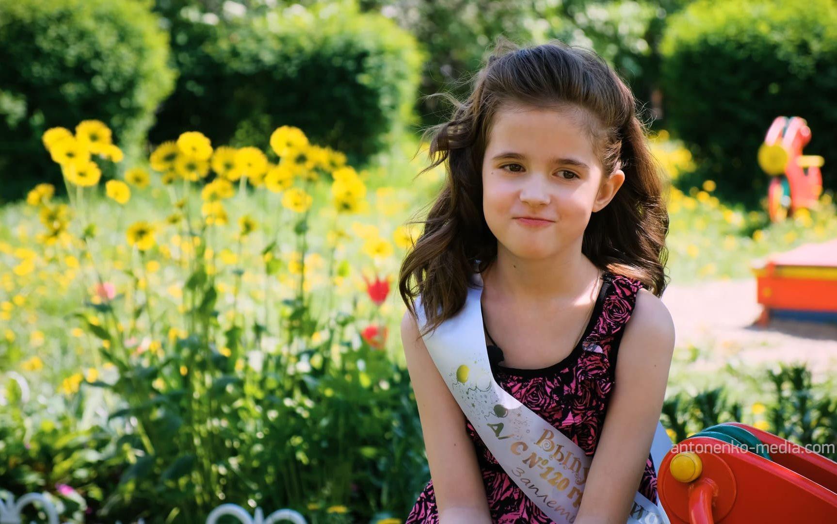 Видеограф на выпускной в детском саду СПб