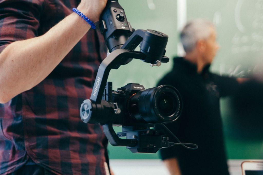 Услуги видеосъемки в Санкт-Петербурге
