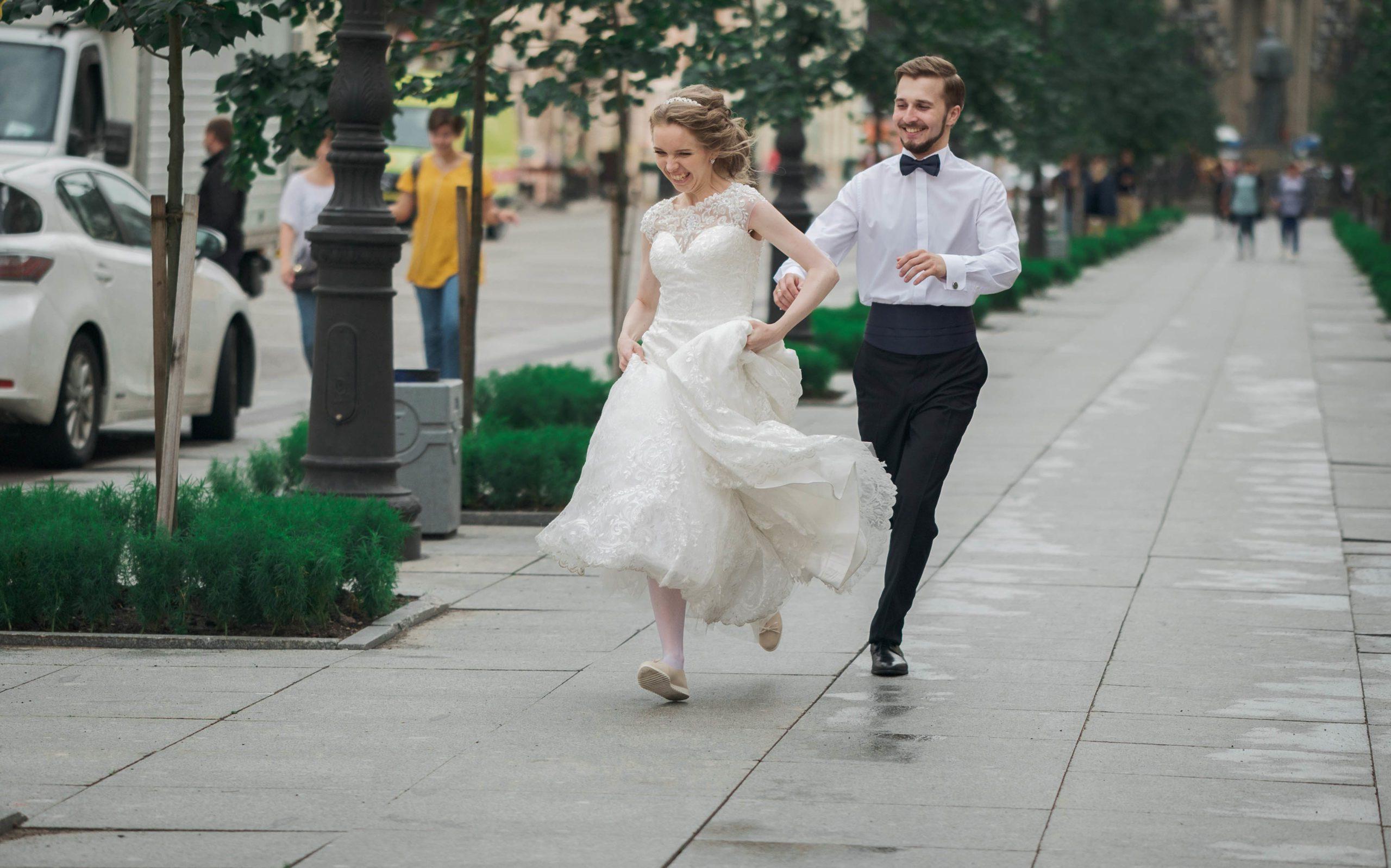 Свадебный видеограф в Санкт-Петербурге