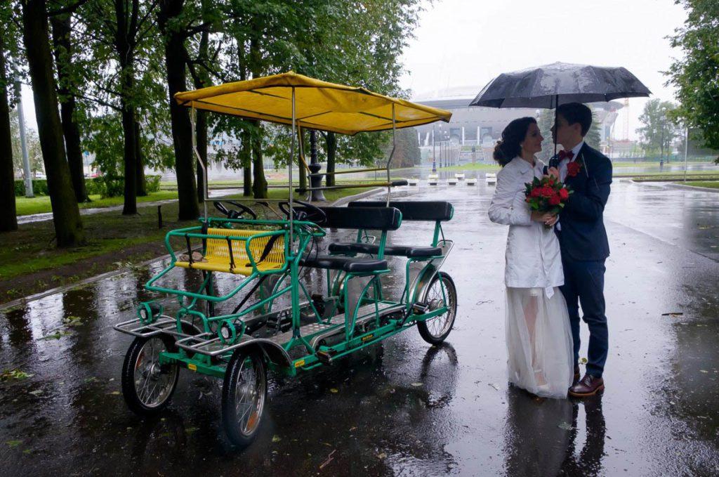 Фото и видео на свадьбу в Санкт-Петербурге