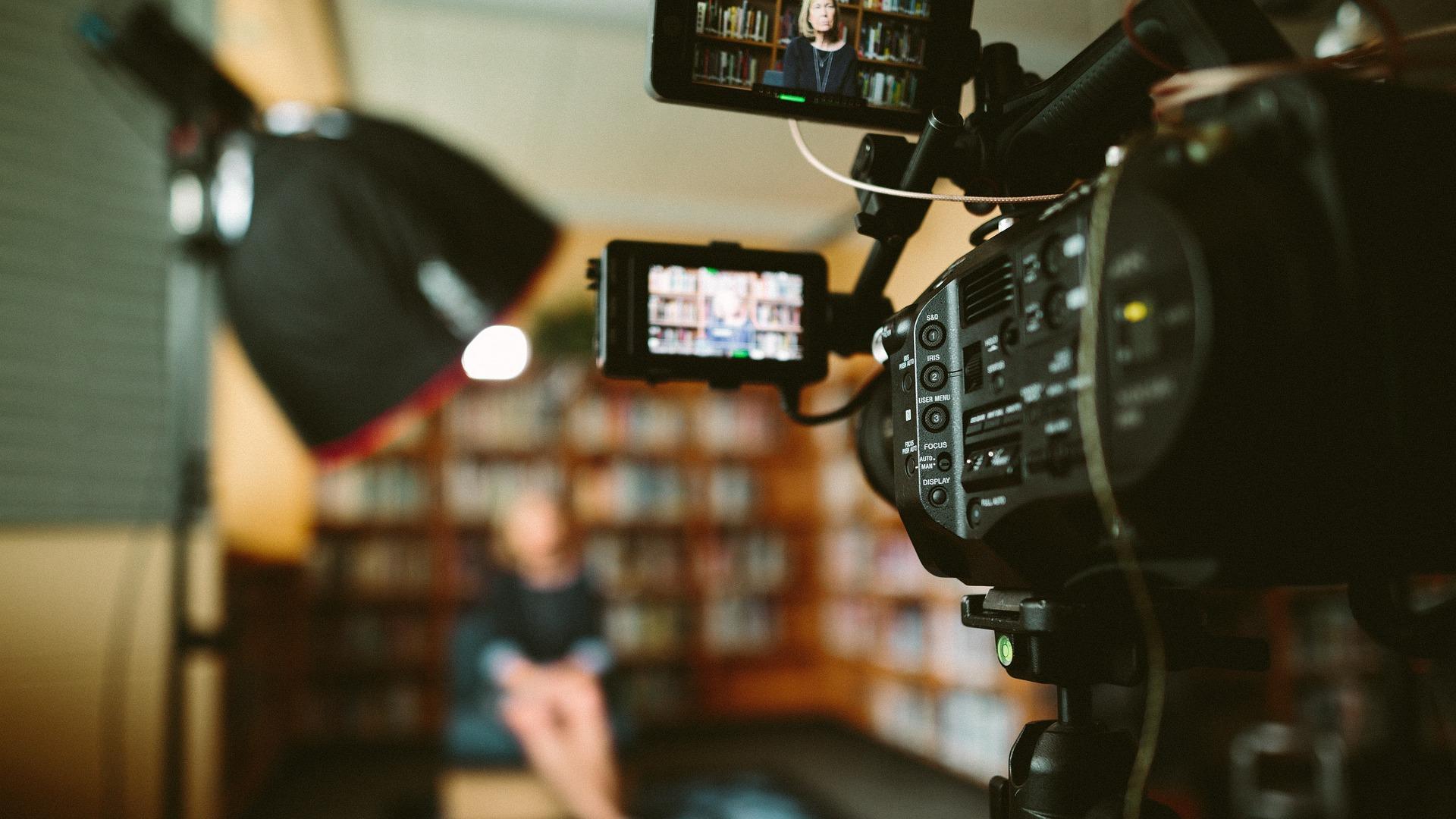 видеограф и видеооператор
